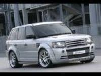 <br />RANGE SPORT Supercharged