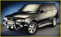 <br />SsangYong MUSSO 2.9D/2.9TD