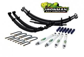 Kit Suspension Renforcée IRONMAN