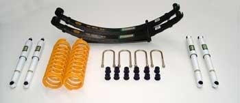 Kit Suspension Renforcée IRONMAN NAVARA D40